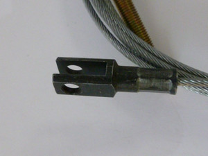 Clutch Cable, Bus 1960-1961