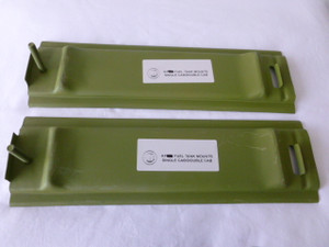 CARGO FLOOR FUEL TANK MOUNTS (2)