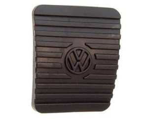Pedal Pad, Beetle / Ghia 58- Type3 61-, Bus through 1967