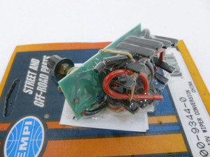 Wiper Conversion, 6V to 12V