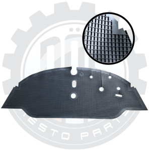 CAB FLOOR RUBBER MAT 60 - 67