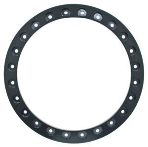 Bead Lock Rings (to suit Off Road Bead Lock Wheels), Matt Black (sold each)