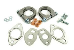Abarth Muffler Installation Kit, 36 HP
