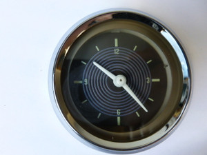 CLOCK 12volt 52mm