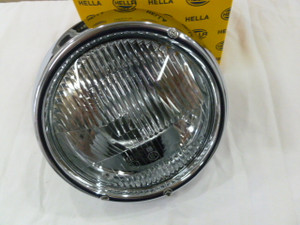 HEADLIGHT ASSEMBLY 68-73 BEETLE / BUS / 61-74 TYPE 3 HELLA
