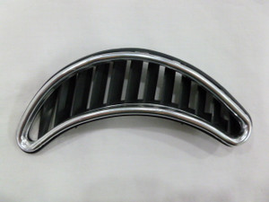 AIR VENT WITH CHROME TRIM RIGHT BEETLE 68-77