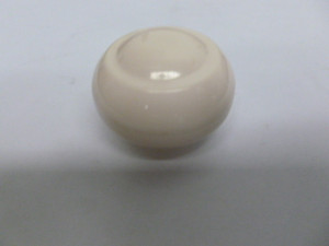 GEAR SHIFT KNOB BUG 61-67 GREY 7mm