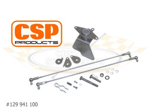 CSP Type-1 Bellcrank Linkage for Porsche Fan System and Weber IDF