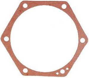 REAR AXLE TUBE RETAINER GASKET