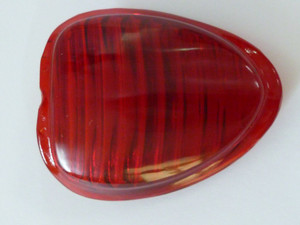 Heart Tail Light Lens, Reproduction