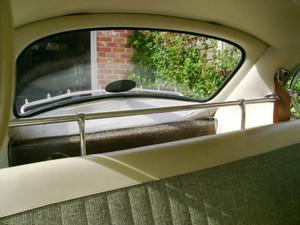 Rear Seat Bar, Beetle