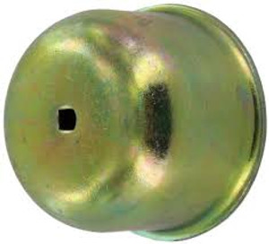 GREASE CAP LEFT FRONT HUB BUS 8/70-79