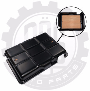 BATTERY COVER 12 VOLT