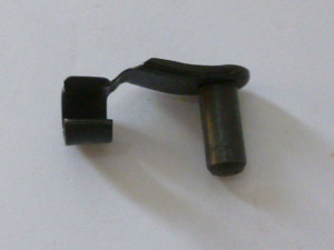 Clutch Cable Clip, Bus 1950-1971