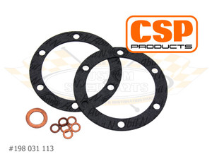Gasket Set, Sump Plate 1200-1600cc