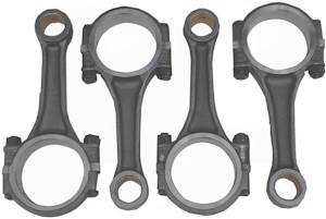 CONNECTING ROD SET 12-1600 TYPE 1 STANDARD