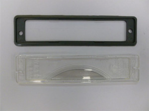 LICENSE LIGHT LENS AND SEAL 58-67