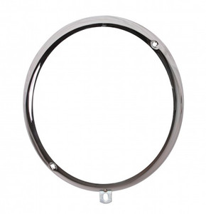 Headlight Ring Chrome up to 1967