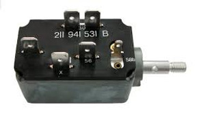 HEADLIGHT SWITCH BUS 68-79