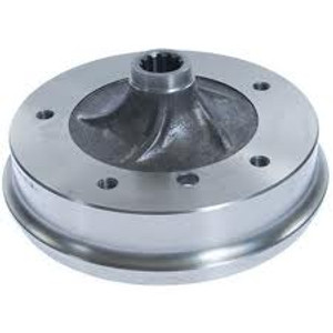 BRAKE DRUM T2 REAR 64-67 German