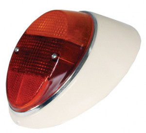 COMPLETE TAIL LIGHT, RIGHT, BEETLE 62 - 67