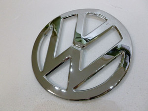 VW Bus Emblem, Chrome