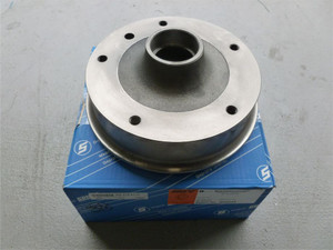 BRAKE DRUM FRONT SPLIT BUS 55-63 German