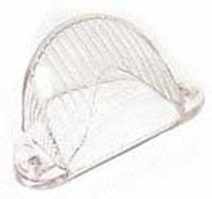 Licence Light Lens, Beetle 1958-1963