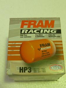 FRAM HP3 Oil Filter, 3 7/8in Long