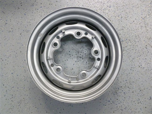 STEEL WHEEL 15x5.5in 5x205 356-STYLE