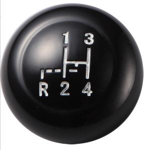 BLACK SHIFT KNOB FOR VW BUG BUS TYPE 3 KARMANN GHIA 7MM