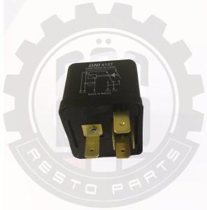 Headlight Relay 12 Volt 5 Terminal