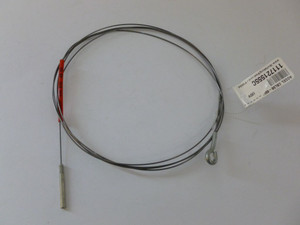 Accelerator Cable, Beetle 1958-1967