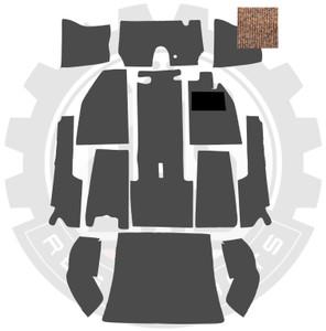 CARPET KIT 56-64 OATMEAL