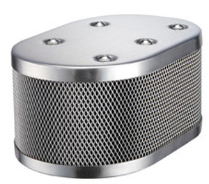 CLASSIC STYLE OVAL MESH AIR CLEANER SET FOR IDF AND DELLORTO CARBURATOR