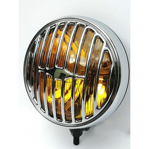 Amber Spot Light with 356 Grilles