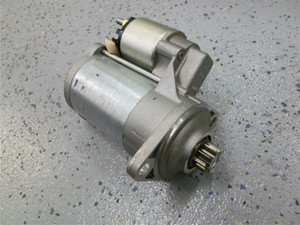Bosch 12V Starter Motor, Type 1, 2 and 3