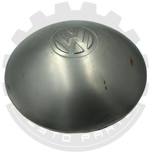 DOMED HUB CAP BARE METAL