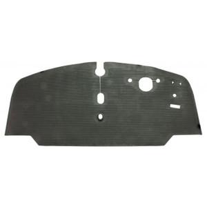 Cab Floor Mat, Rubber, Bus 68-72, RHD