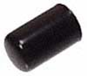 Park Brake Release Button, Black, Bug And Bus