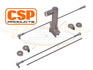 CSP Bellcrank Linkage for Weber IDAs