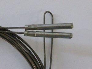 Heater Cable, Bus 1951-1955