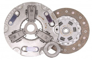 CLUTCH KIT 200mm (Early, Lever Type)