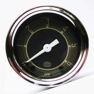 VINTAGE STYLE 52MM TACHOMETER