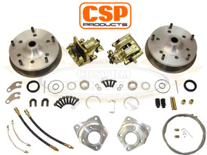 CSP 5 x 205 Rear Disc Brake Kit, Beetle and Karmann Ghia 1956-1967