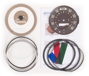 SPEEDO REBUILD KIT BUS 61-62