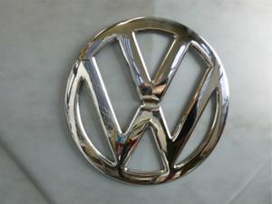 VW EMBLEM SPLIT BUS STAINLESS STEEL