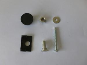 MOUNTING KIT BUMPER END CAP T25 / T3 80-92