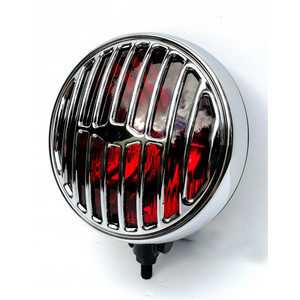 Red Spot Light with 356 Grilles