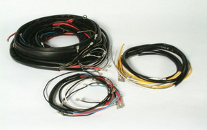 Wiring Loom, RHD Semahore Model 55-57 Oval Beetle